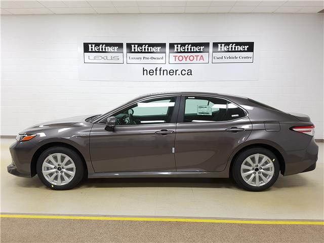 2018 Toyota Camry Hybrid LE (Stk: 181351) in Kitchener - Image 2 of 3