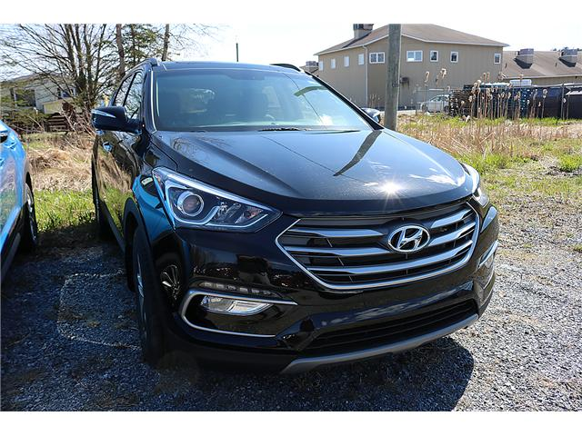 2018 Hyundai Santa Fe Sport 2.4 Luxury (Stk: 86958) in Saint John - Image 1 of 3
