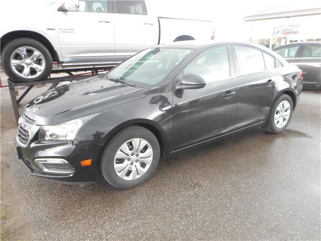 2015 Chevrolet Cruze 1LT (Stk: NC 3563) in Cameron - Image 1 of 7