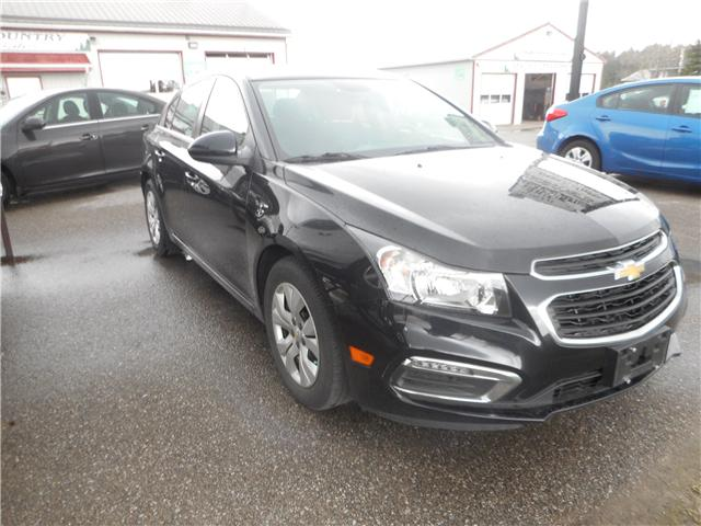 2015 Chevrolet Cruze 1LT (Stk: NC 3563) in Cameron - Image 2 of 7