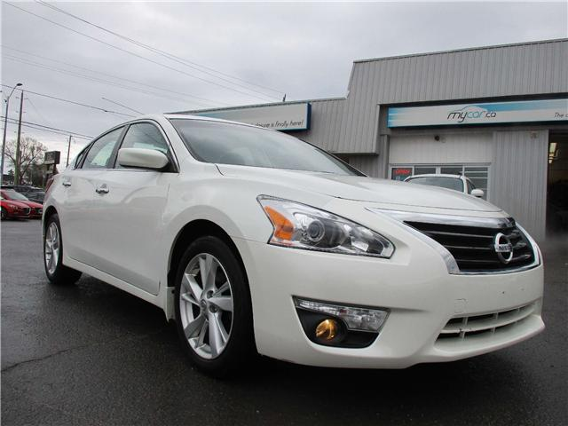 2013 Nissan Altima 2.5 SV (Stk: 180474) in Kingston - Image 1 of 14