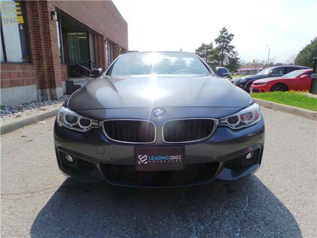 2015 BMW 435i xDrive (Stk: 10768) in Woodbridge - Image 2 of 26