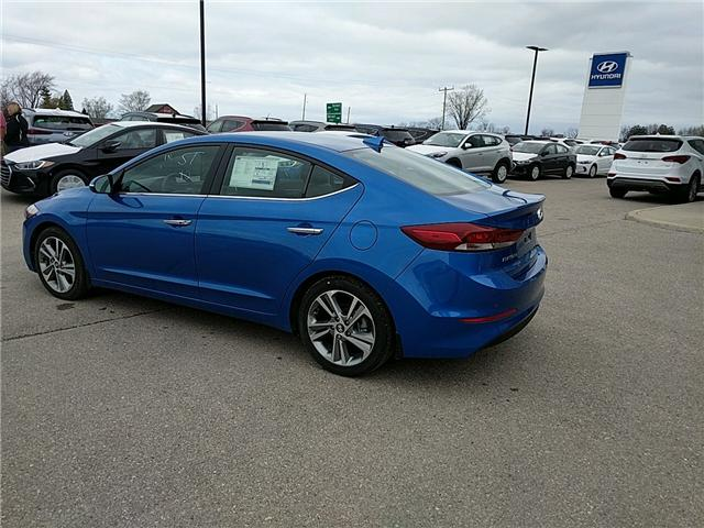 2017 Hyundai Elantra Limited (Stk: 70373) in Goderich - Image 2 of 7