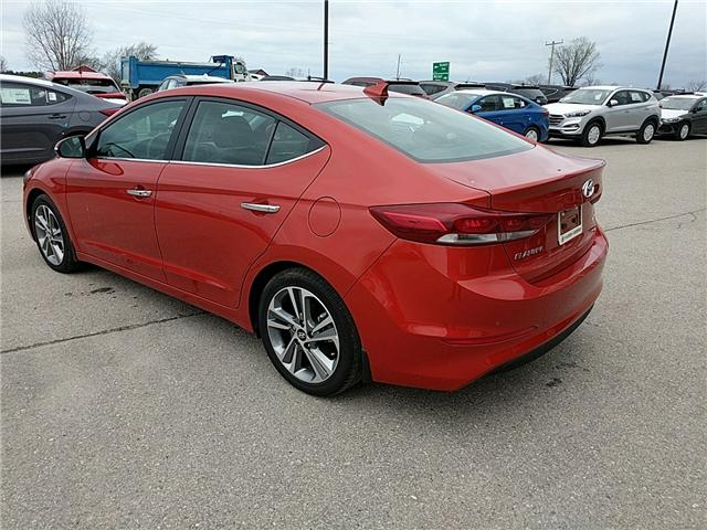 2017 Hyundai Elantra Limited Ultimate (Stk: 70031) in Goderich - Image 2 of 7