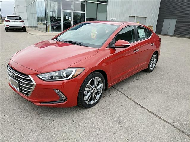 2017 Hyundai Elantra Limited (Stk: 70310) in Goderich - Image 1 of 7