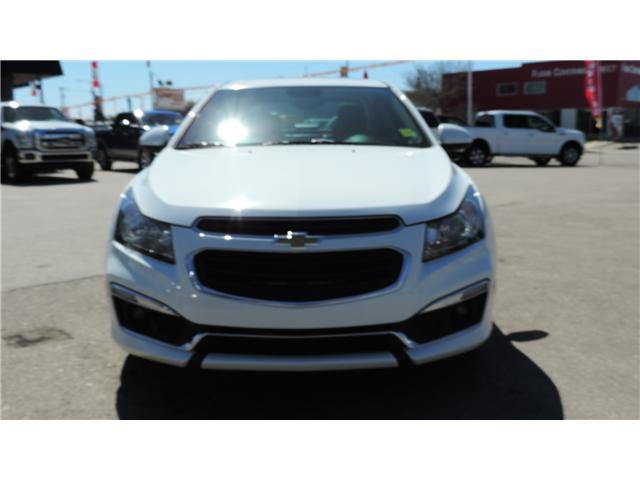 2016 Chevrolet Cruze Limited LTZ (Stk: P35196) in Saskatoon - Image 2 of 22