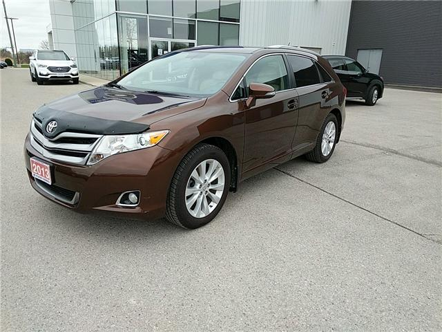2013 Toyota Venza Base (Stk: 75008A) in Goderich - Image 1 of 15