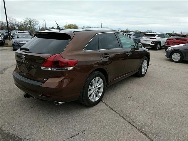 2013 Toyota Venza Base (Stk: 75008A) in Goderich - Image 5 of 15