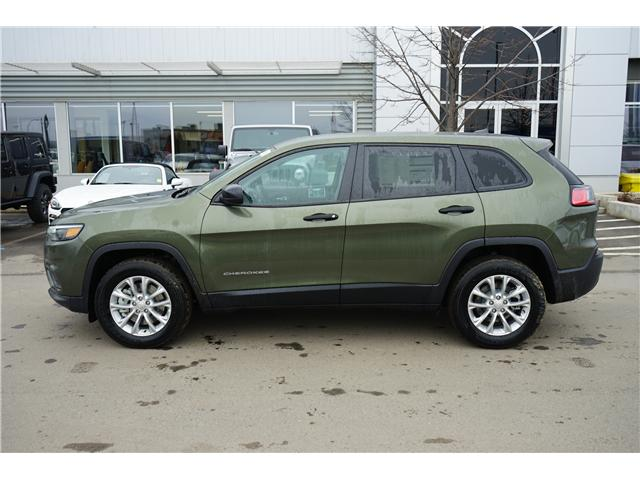 2019 Jeep Cherokee Sport (Stk: 191002) in Thunder Bay - Image 2 of 3
