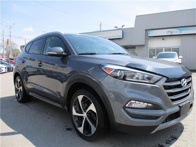 2016 Hyundai Tucson Premium 1.6 (Stk: 180533) in Kingston - Image 1 of 13