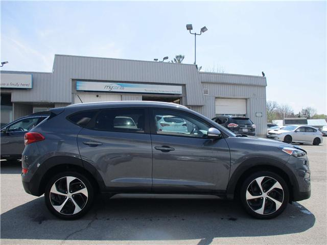 2016 Hyundai Tucson Premium 1.6 (Stk: 180533) in Kingston - Image 2 of 13