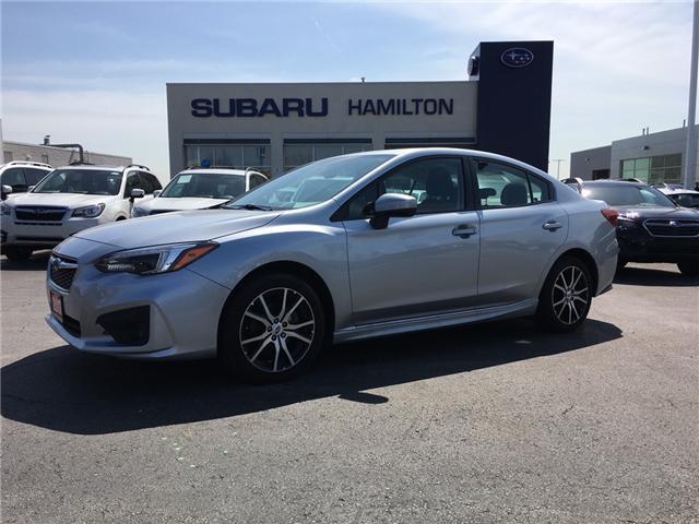 2017 Subaru Impreza Sport (Stk: S6163) in Hamilton - Image 1 of 15