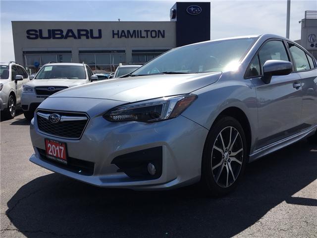 2017 Subaru Impreza Sport (Stk: S6163) in Hamilton - Image 2 of 15