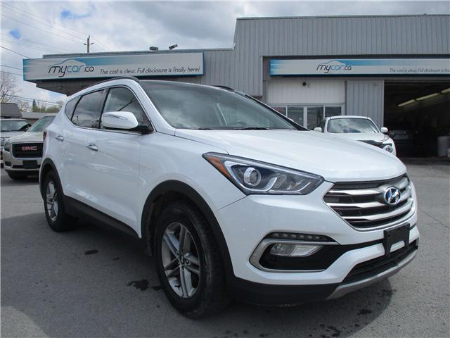 2017 Hyundai Santa Fe Sport 2.4 SE (Stk: 180567) in Kingston - Image 2 of 14