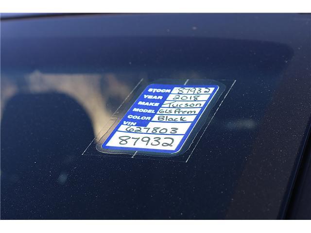 2018 Hyundai Tucson Premium 2.0L (Stk: 87932) in Saint John - Image 2 of 3