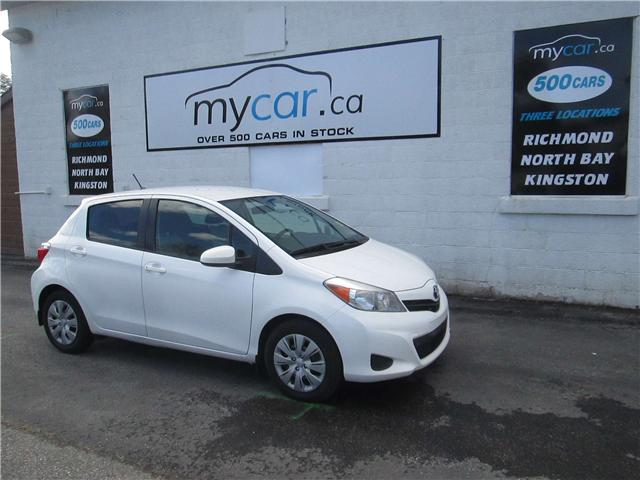 2013 Toyota Yaris LE (Stk: 180578) in Richmond - Image 2 of 13