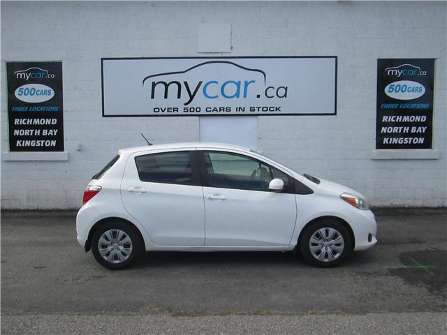 2013 Toyota Yaris LE (Stk: 180578) in North Bay - Image 1 of 13