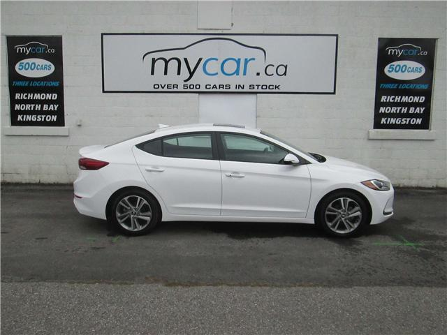 2018 Hyundai Elantra GLS (Stk: 180614) in Richmond - Image 1 of 14