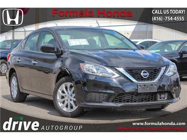 2018 Nissan Sentra 1.8 SV (Stk: B10268R) in Scarborough - Image 1 of 29