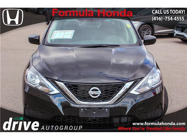2018 Nissan Sentra 1.8 SV (Stk: B10268R) in Scarborough - Image 2 of 29