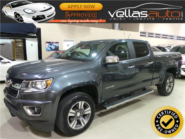 2015 Chevrolet Colorado  (Stk: NP2319) in Vaughan - Image 1 of 28