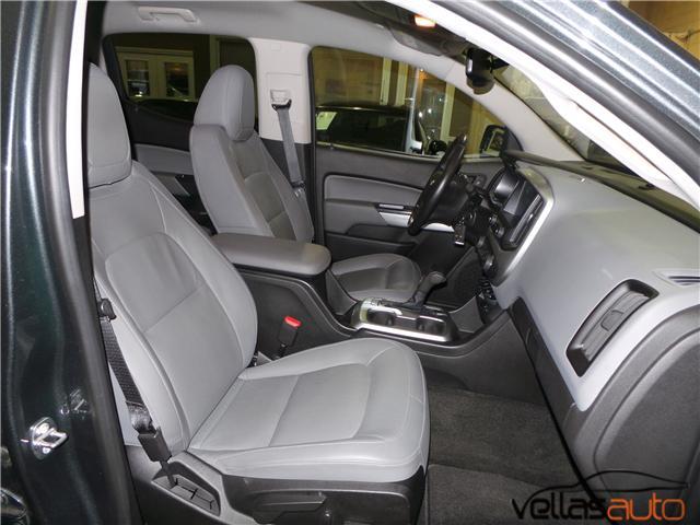 2015 Chevrolet Colorado  (Stk: NP2319) in Vaughan - Image 16 of 28