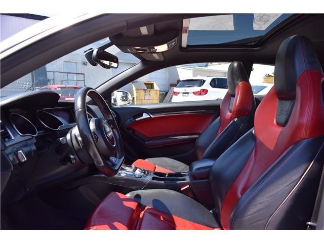 2013 Audi S5 3 0t Premium Navigation Cam Accident Free