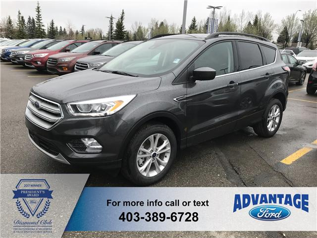 2018 Ford Escape SEL (Stk: J-330) in Calgary - Image 1 of 5