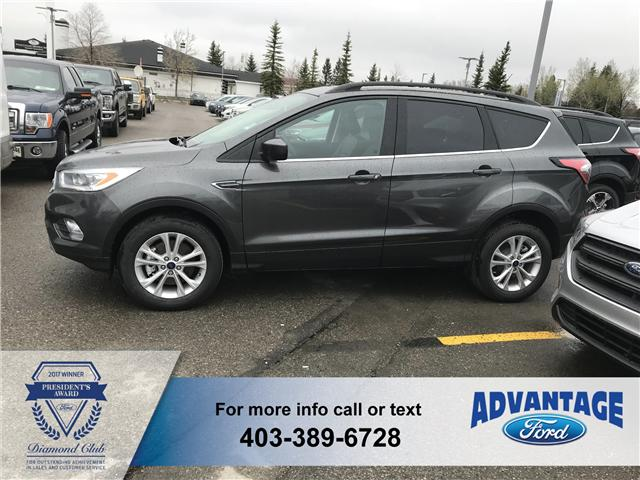 2018 Ford Escape SEL (Stk: J-330) in Calgary - Image 2 of 5