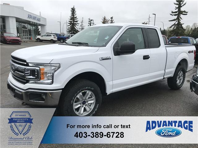 2018 Ford F-150 XLT (Stk: J-860) in Calgary - Image 1 of 5