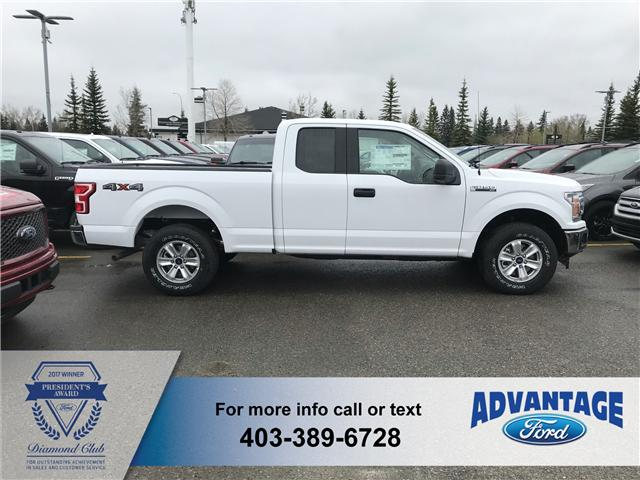 2018 Ford F-150 XLT (Stk: J-860) in Calgary - Image 2 of 5