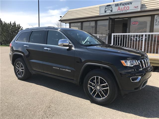 2017 Jeep Grand Cherokee Limited (Stk: B2060) in Lethbridge - Image 1 of 27