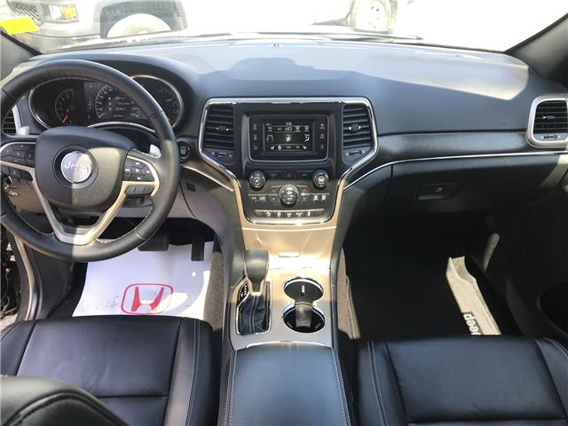 2017 Jeep Grand Cherokee Limited (Stk: B2060) in Lethbridge - Image 2 of 27