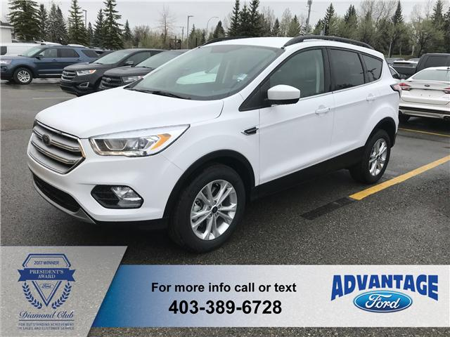 2018 Ford Escape SEL (Stk: J-941) in Calgary - Image 1 of 5