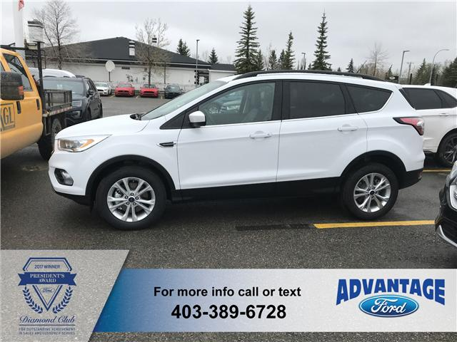 2018 Ford Escape SEL (Stk: J-941) in Calgary - Image 2 of 5