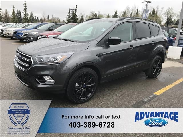 2018 Ford Escape SE (Stk: J-703) in Calgary - Image 1 of 5