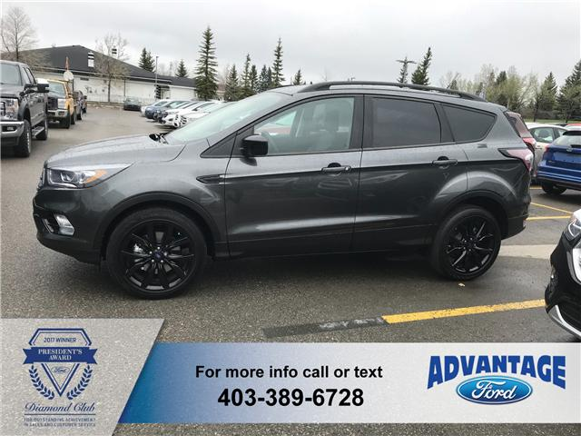 2018 Ford Escape SE (Stk: J-703) in Calgary - Image 2 of 5