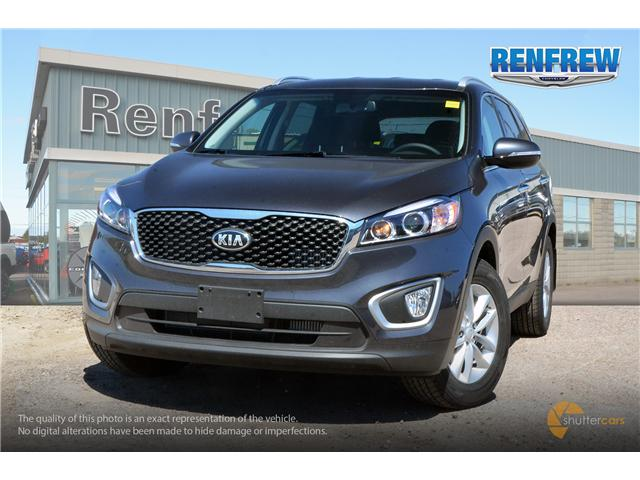 2018 Kia Sorento 2.0L LX (Stk: P1653) in Renfrew - Image 1 of 20