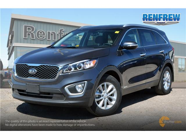 2018 Kia Sorento 2.0L LX (Stk: P1653) in Renfrew - Image 2 of 20