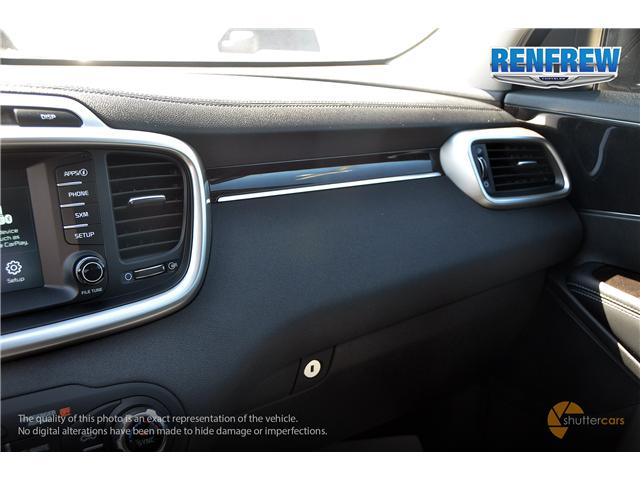 2018 Kia Sorento 2.0L LX (Stk: P1653) in Renfrew - Image 19 of 20