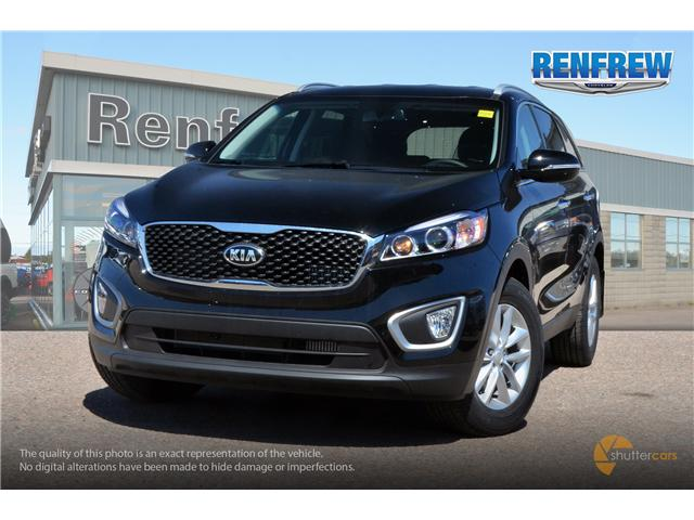 2018 Kia Sorento 2.0L LX (Stk: P1654) in Renfrew - Image 1 of 20