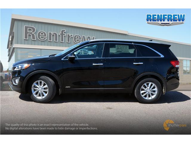 2018 Kia Sorento 2.0L LX (Stk: P1654) in Renfrew - Image 3 of 20