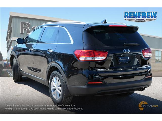 2018 Kia Sorento 2.0L LX (Stk: P1654) in Renfrew - Image 4 of 20