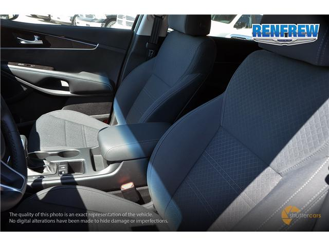2018 Kia Sorento 2.0L LX (Stk: P1654) in Renfrew - Image 10 of 20