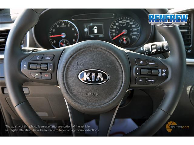 2018 Kia Sorento 2.0L LX (Stk: P1654) in Renfrew - Image 11 of 20