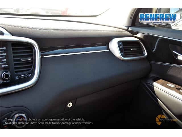 2018 Kia Sorento 2.0L LX (Stk: P1654) in Renfrew - Image 20 of 20