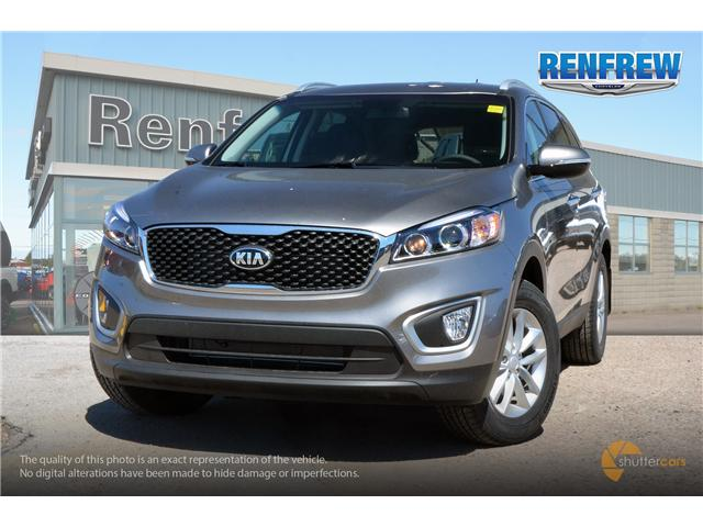 2018 Kia Sorento 2.4L LX (Stk: P1655) in Renfrew - Image 1 of 20