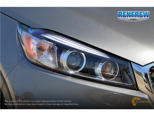 2018 Kia Sorento 2.4L LX (Stk: P1655) in Renfrew - Image 7 of 20