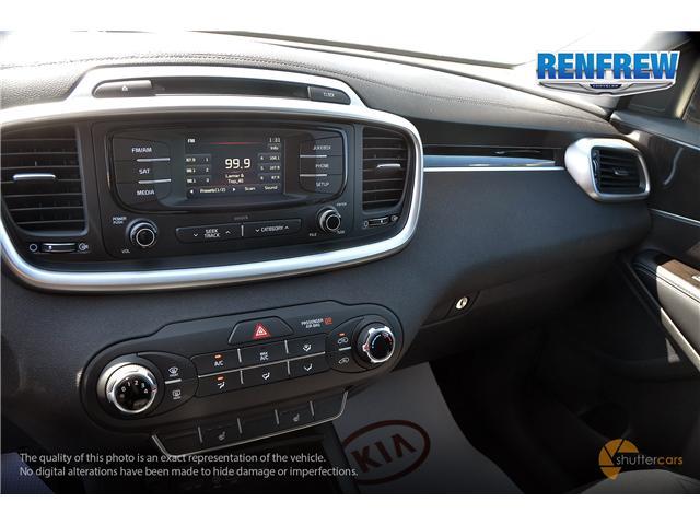 2018 Kia Sorento 2.4L LX (Stk: P1655) in Renfrew - Image 14 of 20