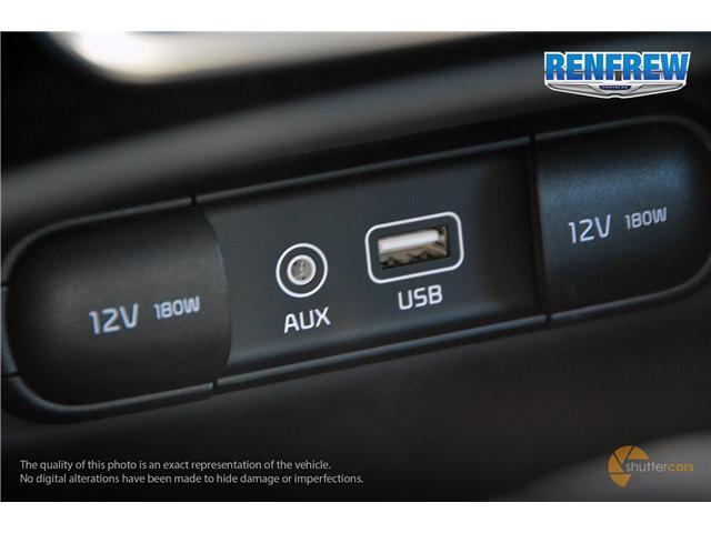 2018 Kia Sorento 2.4L LX (Stk: P1655) in Renfrew - Image 18 of 20